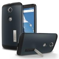 SPIGEN Slim Armor Google Nexus 6 - METAL SLATE