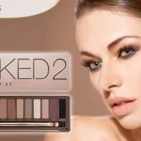 PROMO Urban Decay: Naked 2 - Eyeshadow Palette (HRG NORMAL Rp.859.000)