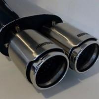 Akrapovic Muffler Replica Dual Tip