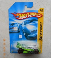 Hot Wheels Balap Drift King Hijau Metalik