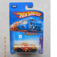 Hot Wheels Balap Stockar Orange