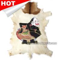harga Lukisan Wayang Semar Kulit Kambing Full Body 77x55cm Tokopedia.com