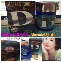 DIAMOND BRIGHT CAPSULE GLUTAX 200 GS / KAPSUL PIL