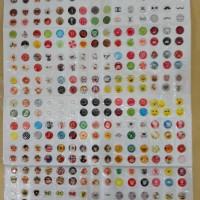 Grosir 1pcs Sticker Home Button Iphone Ipad Ipod Stiker Buton