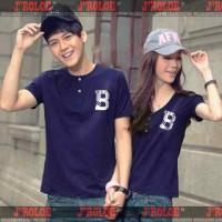 Kaos Baju Couple Oblong   Pakaian pasangan AD88
