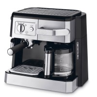 Delonghi Espresso and Drip Coffee Machine 2 in 1 BCO 420