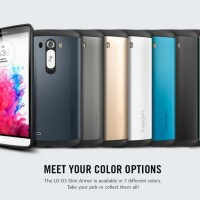 Spigen Slim Armor LG G2/G3, Xiaomi Mi3/Mi4, iPhone 5/V