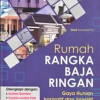 Rumah Rangka Baja Ringan (Soft Cover) oleh Doni Swadarma - W142