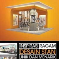 Inspirasi Ragam Desain Stan Unik dan Menarik (Soft Cover) - W141