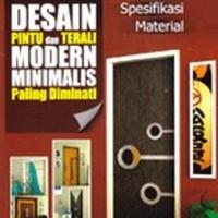 Desain Pintu dan Terali Modern - Minimalis Paling Diminati - W122