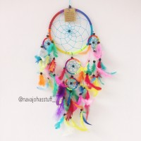 Jual Dreamcatcher Rainbow Murah Murah