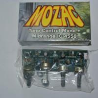 Tone Control Mono + Midrange IC 4558