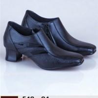 harga sepatu kerja kantor/formal wanita kulit [kode : AZTP 494] ayotaya Tokopedia.com