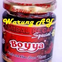 harga Sambal Kecap Boyya Tokopedia.com
