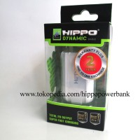 Jual Hippo Dynamic (Adaptor ONLY) || Adaptor Charger DUAL USB OUTPUT Murah
