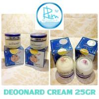 Deoonard Blue / Biru 25gr Cream ( Hanya CREAM )
