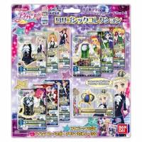 Aikatsu Loli Gothic Starter Set 10 kartu Foil + Poster Limited Bandai