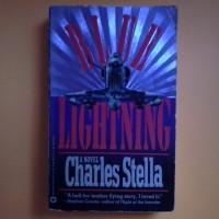 Novel import Blue Lightning oleh Charles Stella