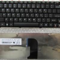 Keyboard Lenovo G460 G460A G460L G465 G465A - Hitam