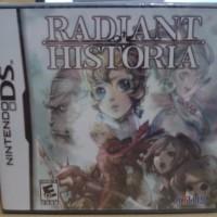 Radiant Historia NDS Nintendo DS