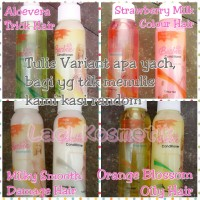 PAKET SHAMPO BARBIE PLUS CONDITIONER / BERBIE / DE