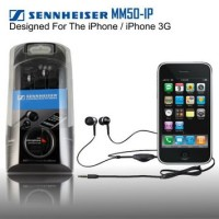 SENNHEISER MM50 with Built In Microphone