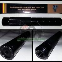 harga Peredam / Silencer Senapan Angin Elephant GL for PCP Original 21Cm Tokopedia.com