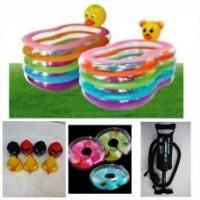 harga Kolam Spa Bayi Intime free pompa+mainan karet+neckring Tokopedia.com