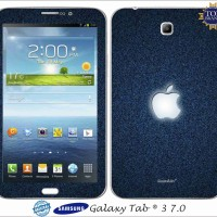 harga Garskin Samsung Galaxy Tab 3 7.0 Original - Jeans Apple Tokopedia.com
