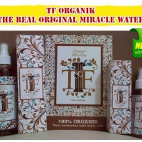 Tf Organik 250ml Herbal Masalah Jerawat  Bekas Jerawat Dll