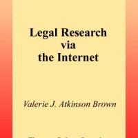 LEGAL RESEARCH VIA THE INTERNET