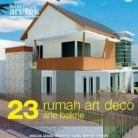 Seri Karya Arsitek: 23 Rumah Art Deco (Arie Bakrie) -  W190