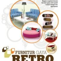 Furnitur Gaya Retro (Soft Cover) oleh Gina Havier - W165
