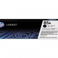 hp Black Laserjet Toner Cartridge CE285 (85A)