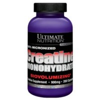 Ultimate Nutrition Creatine Monohydrate - 200 capsulsw