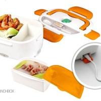 Power Electric Lunch Box Keep Warm/ Tempat Makan Elektrik Tetap Hangat