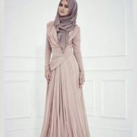 2in1 hijab anggun