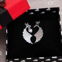 Couple's Necklace (Kalung Pasangan) Wings