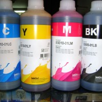 Bottle Ink - Inktec - for Epson Printer (individual colour)