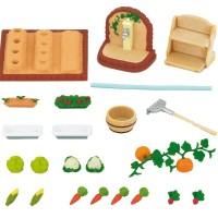 harga Sylvanian - Vegetable Garden Set Tokopedia.com