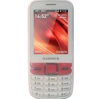 Advan Hammer C1 - Dual SIM GSM/CDMA - Putih