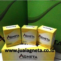 Agneta Soya Milk+Glutathion+Collagen Paket Silver