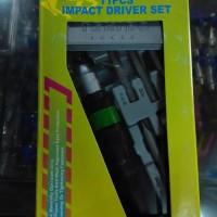 harga Obeng ketok Tekiro TE-6348SPL (11 impact driver set) Tokopedia.com