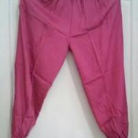 Celana Aladin Katun