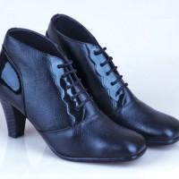 harga sepatu kerja kantor/formal wanita kulit [kode : AZTP 493] ayotaya Tokopedia.com