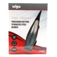 Wigo W-520 Hair Clipper Pencukur Rambut - Gold/Sil