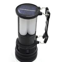 harga Imac Asc-2124s Senter Multifungsi Dengan Lampu Emergency Tenaga Surya Tokopedia.com