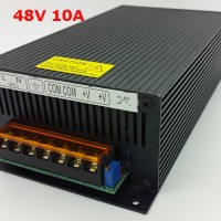 Power Supply Jaring (Adaptor) Switching 48V (48 Volt) 10 Ampere