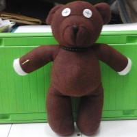 harga Boneka Bear Mr.Bean XL (52cm) Tokopedia.com