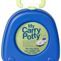 My Carry Potty Blue